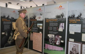 Orange Heritage museum examines role of order at the Somme