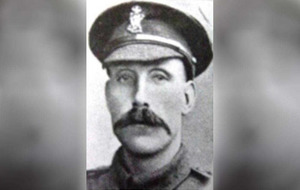 Co Antrim war hero honoured with blue plaque in his home village