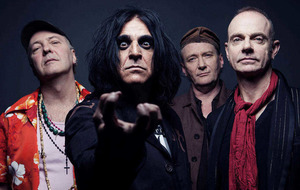 Now on sale: Killing Joke at The Limelight, Belfast, October 31