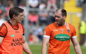 Still energy in Armagh despite injury woes - Aidan O'Rourke