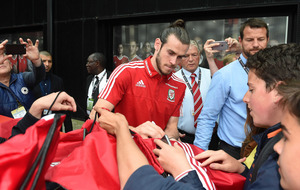 It's Wales' time to shine claims Gareth Bale