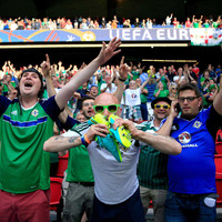 11 Northern Ireland fans arrested at Euro 2016