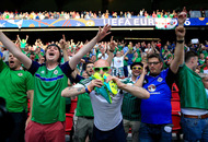 Both Republic and NI fans to be honoured by Paris for sportsmanship
