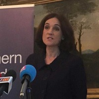 Theresa Villiers dismisses special status for north and second referendum