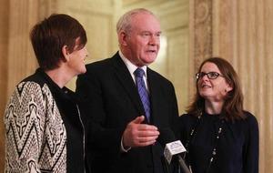 Martin McGuinness: Leaving EU 'not a done deal'