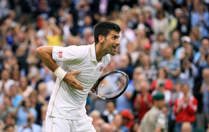 Novak Djokovic eases into third round at rain-hit Wimbledon