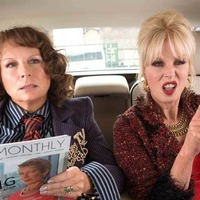 Saunders and Lumley on fine form in Absolutely Fabulous: The Movie