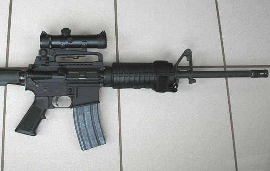 Gun shop offers rifle in raffle for victims of Orlando nightclub shooting