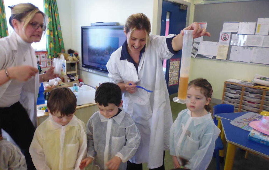 New programme aims to make science teaching more fun