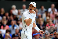 Andy Murray powers through Wimbledon second round