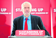 Corbyn continues to cling on to Labour leadership