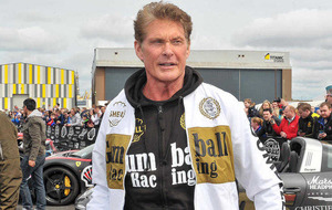 David Hasselhoff is banned from singing at his wedding