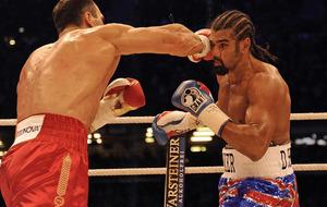On This Day - July 2 2011 - Ukraine's Wladimir Klitschko beat Britain's David Haye