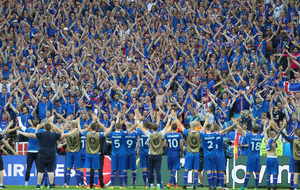 'Thousands of Scots' order Iceland shirts following shock England exit