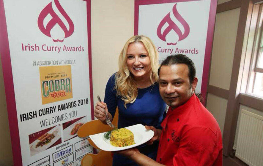 Vindaloo lovers urged to get voting in the Irish curry awards