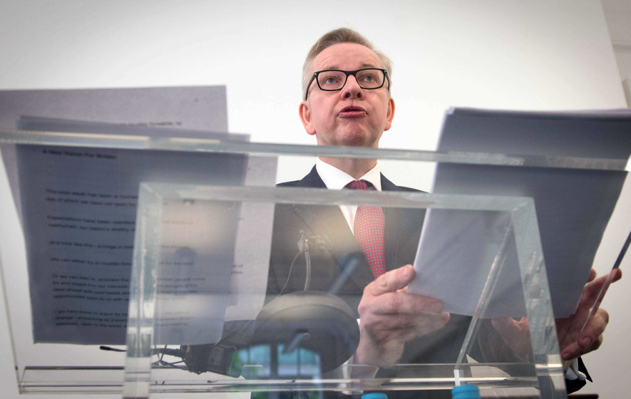 'North could be handed new powers following Brexit' - Gove