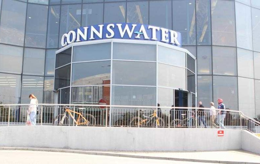 Tesco and Dunnes 'hindering efforts to attract new Connswater tenants'