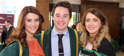 Ulster University, Belfast graduations - July 1