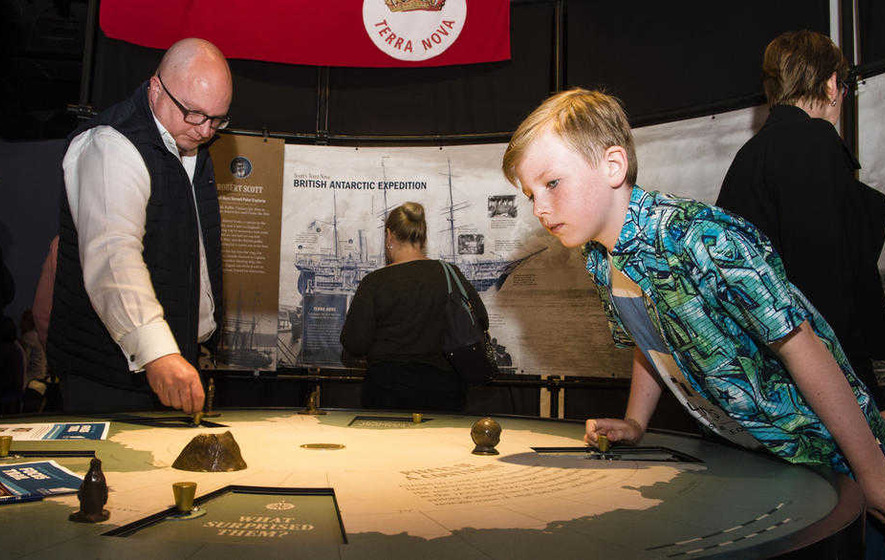 American exhibition comes to Titanic Belfast