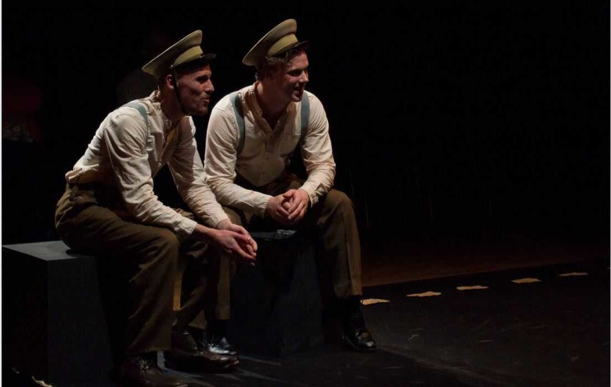 REVIEW: Tom recreates life and death of local WW1 soldier from Newtownabbey