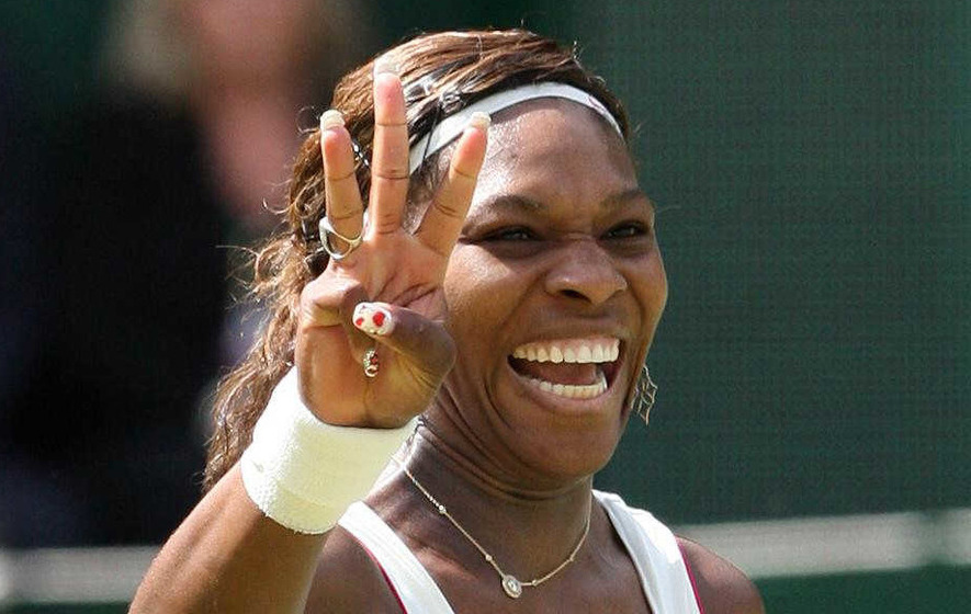 On This Day - July 3 2010 - Serena Williams wins her fourth Wimbledon title