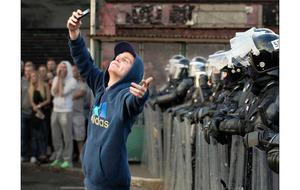 Irish News photographers scoop prestigious awards