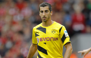 Henrikh Mkhitaryan set to join Jose Mourinho at Old Trafford