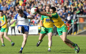 Donegal end Monaghan's hopes of back-to-back Ulster SFC titles