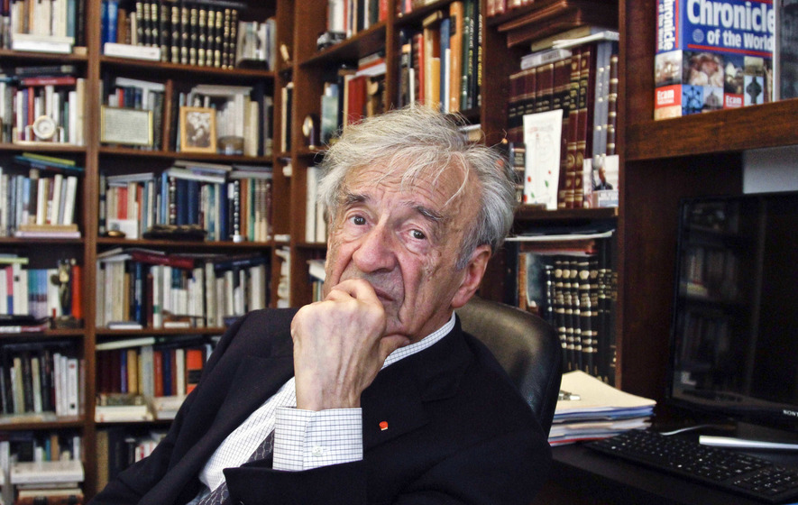 Auschwitz survivor and Nobel laureate Elie Wisel dies at 87