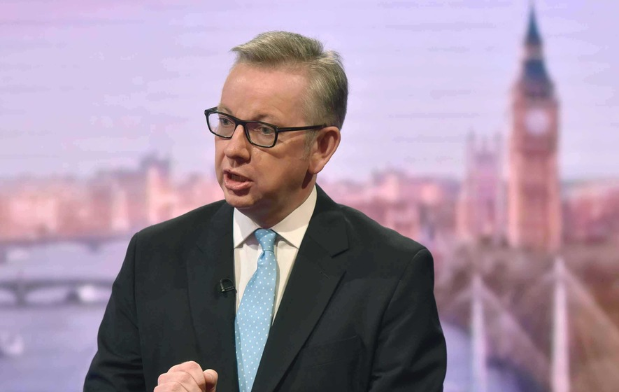 Michael Gove defends remarks he made in 2000 about Good Friday Agreement negotiations