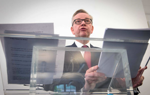 Michael Gove delivers killer blow but may not take the prize