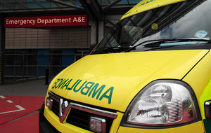 Paramedic 'punched in head and bitten' treating injured man