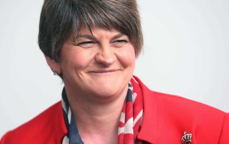 Arlene Foster needs to see the bigger picture on Brexit