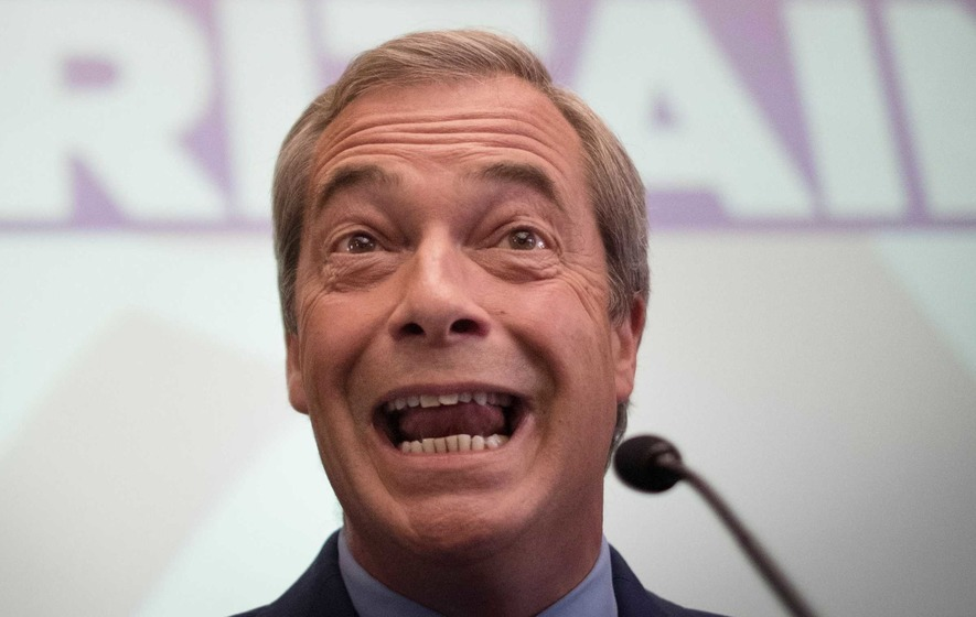 Brexit: UKIP leader Nigel Farage resigns