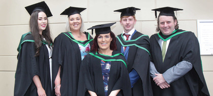 Ulster University, Magee graduations - July 4