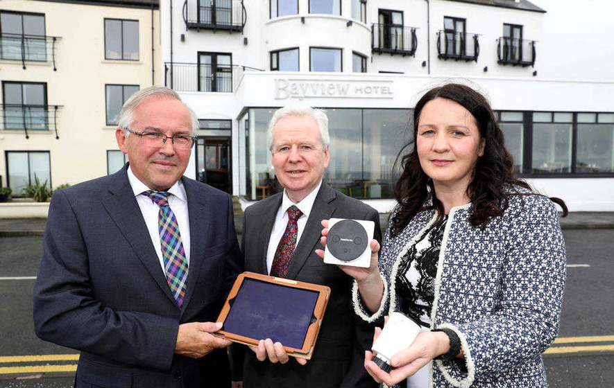 Okotech growing heating system business after research and development investment