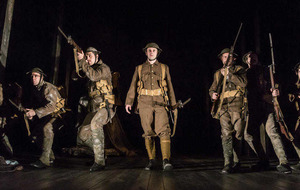 Back to the Front: Frank McGuinness on reviving his Somme drama