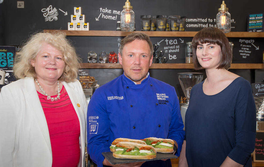 Around Noon Sandwiches from Newry making mark for Year of Food and Drink
