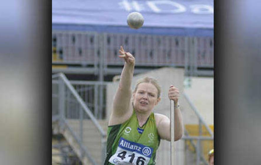 Deirdre Mongan wins bronze at IPC Athletics European Championships