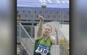 Deirdre Mongan wins bronze at IPC Athletics European Championships