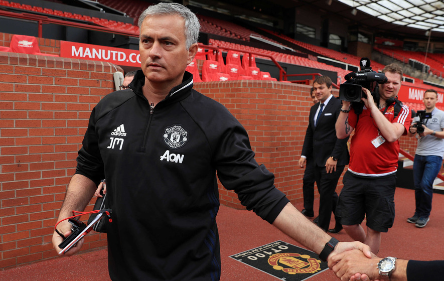 'I am not to blame' for Ryan Giggs' exit insists Jose Mourinho