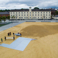 First exhibition at Ebrington since Turner Prize is inspired by WWI Nissen hut