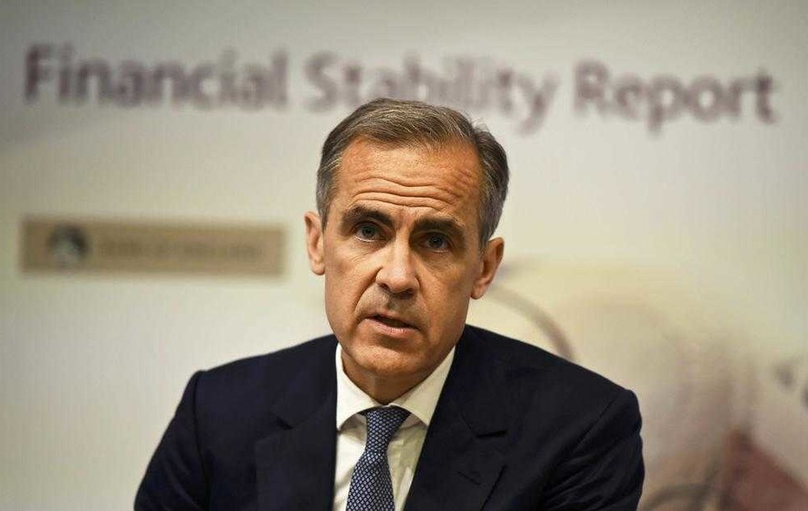 Bank of England's Brexit fallout plan working, insists governor Mark Carney