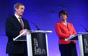 Enda Kenny must press ahead with national forum
