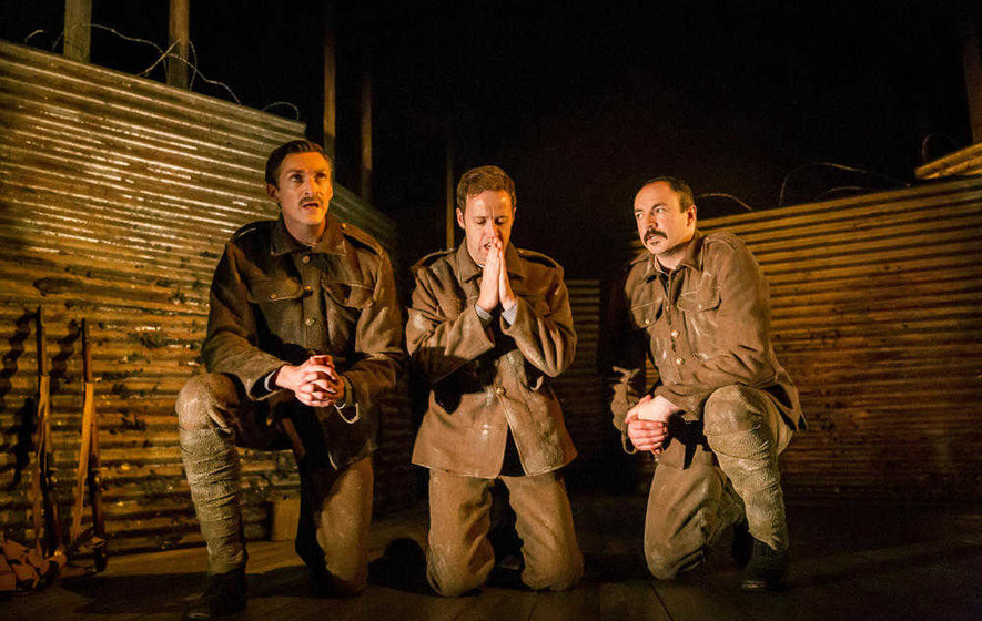Review: Observe the Sons of Ulster marching Towards the Somme at Belfast's Lyric Theatre