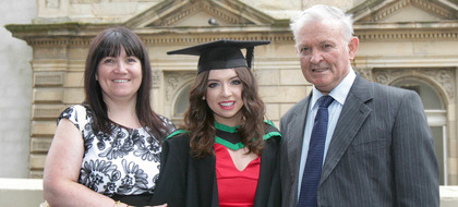 Ulster University, Magee graduations - July 5