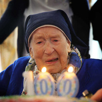 Centenarian Sister Brigid had gift for connecting with people