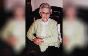 Family, faith and gardening were Georgie Kearney's life