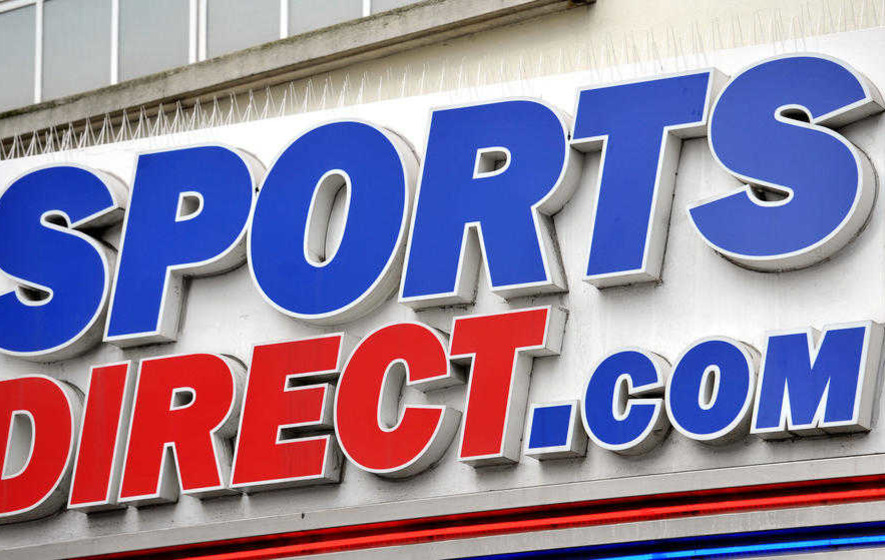Sports Direct warns on 'significant impact' of sterling collapse as profits dip