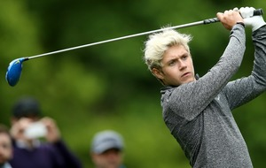 One Direction's Niall Horan used golf to 'escape' while on the road with One Direction